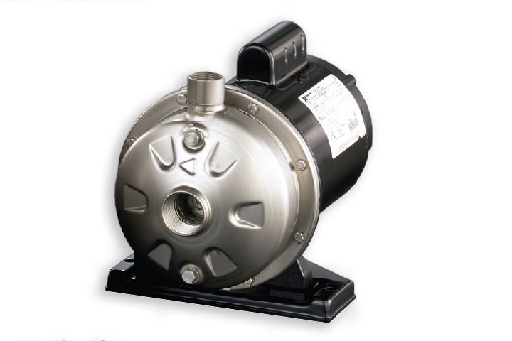 3UB stainless steel end suction centrifugal pump