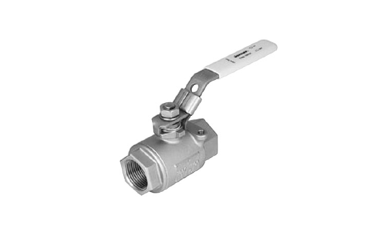 American Wheatley 100 Stainless Steel Ball Valve