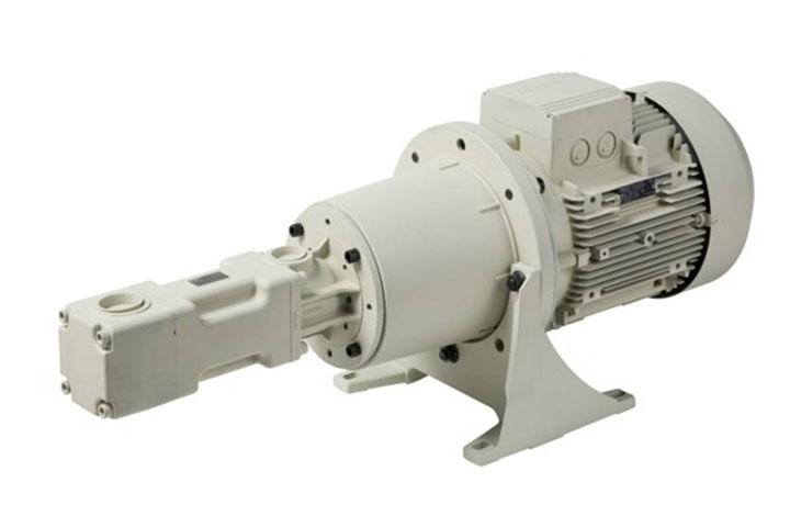 Brinkmann FFS Inline Screw Spindle Pump