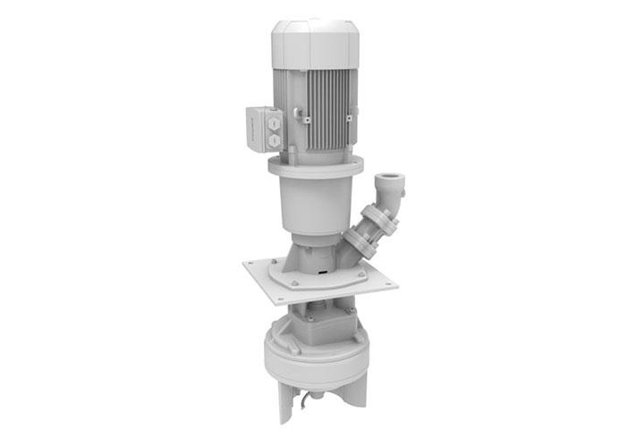 Brinkmann SXC Immersible Cutter Pump