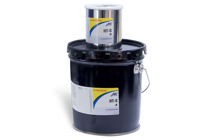 Chesterton HT-S High-Temperature Corrosion-Resistant Coating
