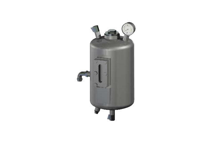Chesterton PSS Pressurized Seal Support Tank