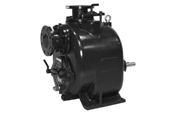Ebara EFQ Self-Priming Trash Pump