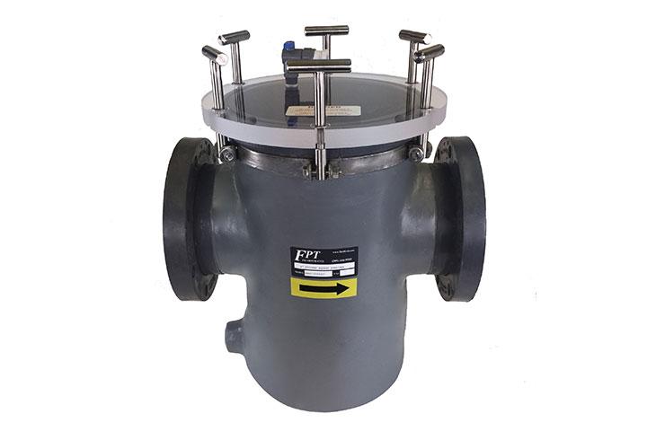 Fluidtrol SWX1 Basket Strainer