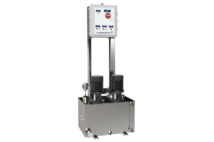 Grundfos CRU Condensate Return System