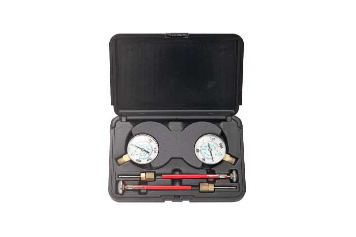 HTK Pressure Temperature Test Kit