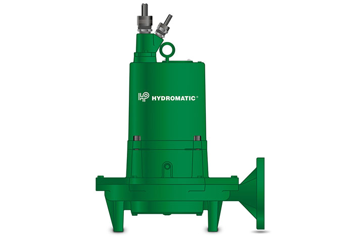 Hydromatic HPGFH submersible grinder pump
