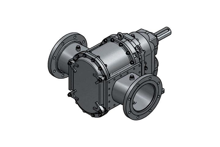 LobePro L266 Rotary Lobe Pump