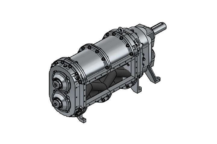 LobePro L531 Rotary Lobe Pump