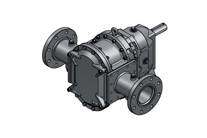 LobePro M68 Rotary Lobe Pump