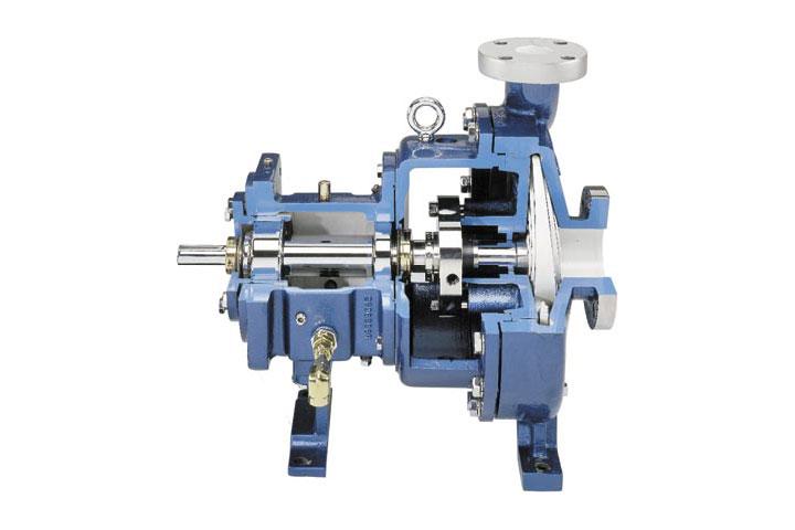 Peerless 8196 ANSI B73.1 End Suction Pump
