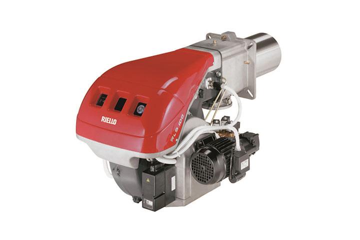 Riello RLS 100 Commercial Dual Fuel Burner