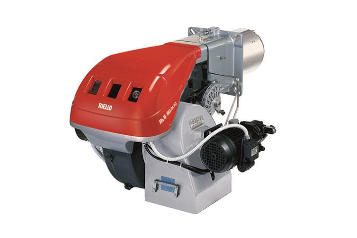Riello RLS 160 Commercial Dual Fuel Burner