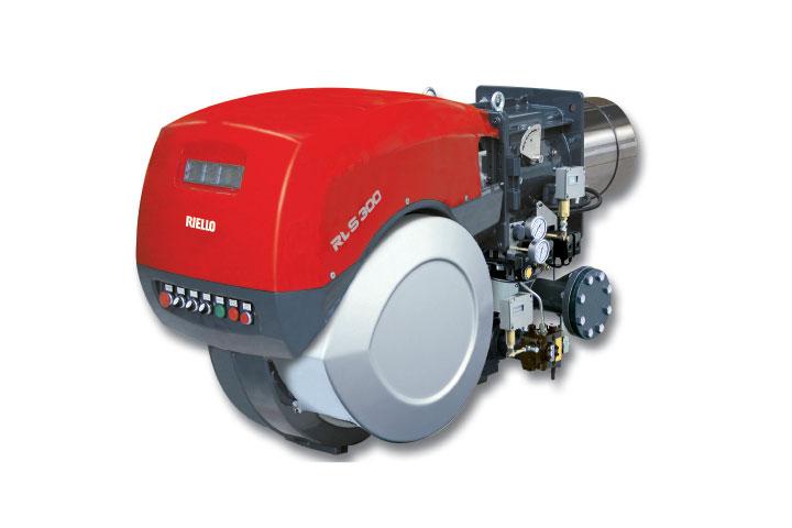Riello RLS 300 Commercial Dual Fuel Burner