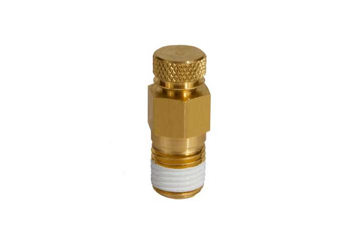 SP Pressure / Temperature Port