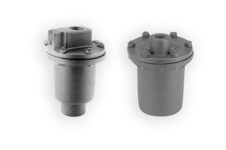 Sterling Series 600 Vertical Bucket Steam Trap with Strainer