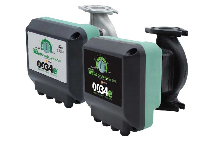 Taco 0034e ECM VFD Circulator Pump