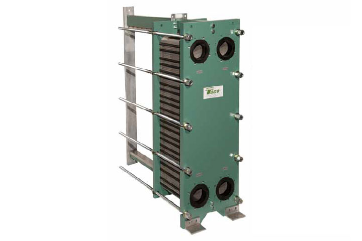Taco PF Gasketed Plate and Frame Heat Exchanger