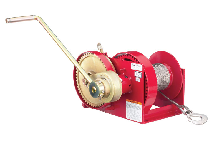 Thern 452 Spur Gear Hand Winch