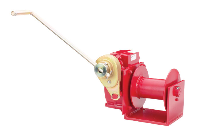 Thern 482B Worm Gear Hand Winch