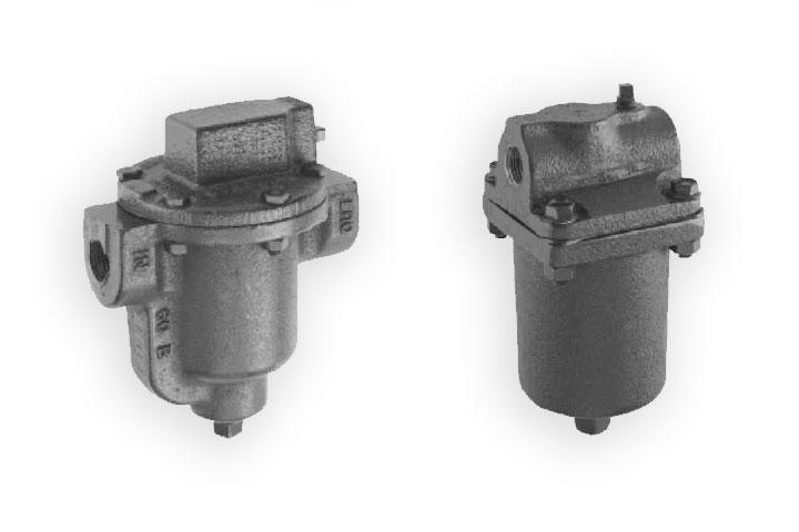Sterling Series 100 Horizontal Bucket Steam Trap