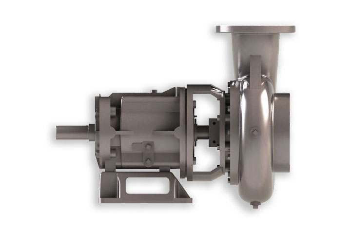 Cornell NNT End Suction Solids-Handling Pump