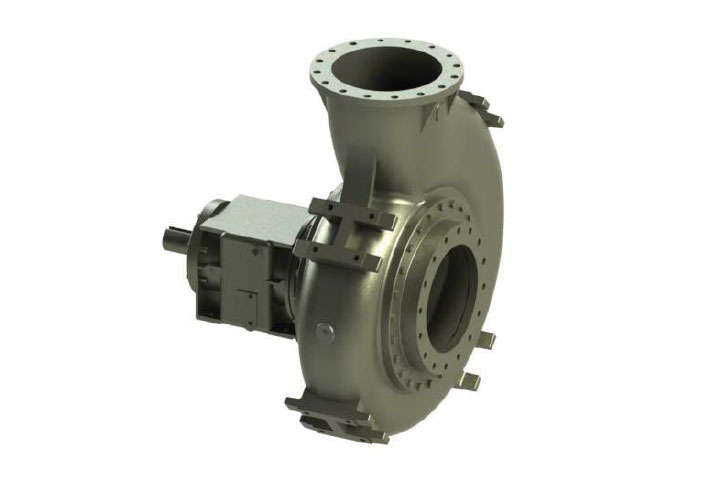 Cornell NHG End Suction Solids-Handling Pump