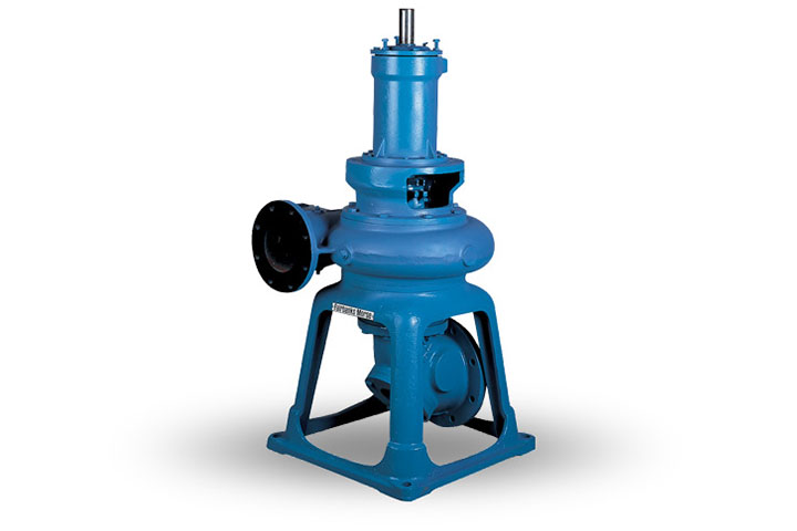 Fairbanks Nijhuis 2410 vertical solids-handling pump