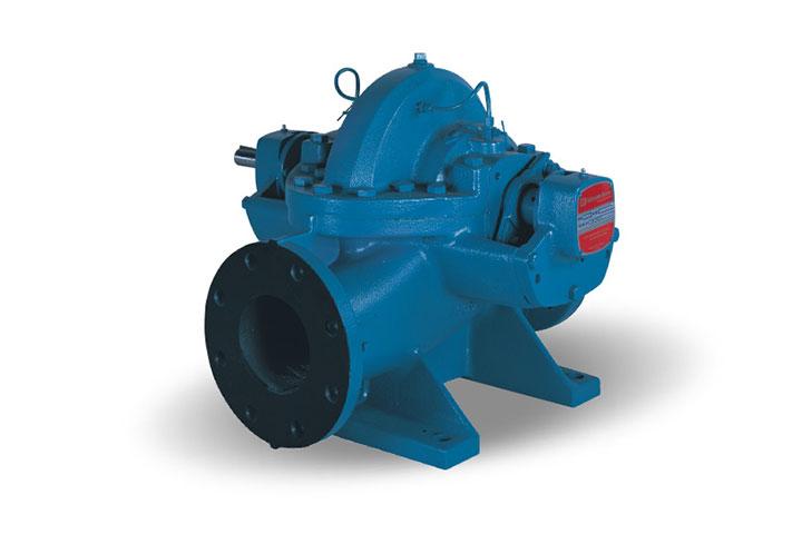 Fairbanks Nijhuis 2800, 5800 single-stage horizontal split-case pump