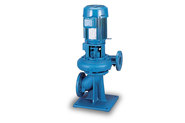 342A Single-Stage End Suction Vertical Close Coupled Pump