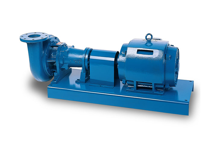 344A Single-Stage End-Suction Horizontal Flexible Coupled Pump