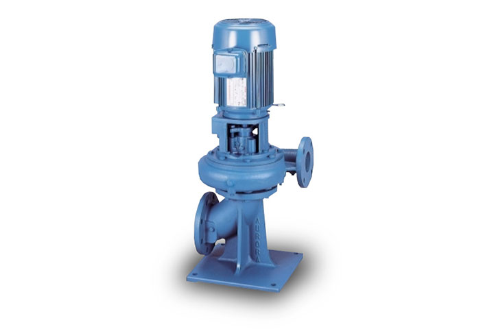 362A Single-Stage End Suction Vertical Close Coupled Pump