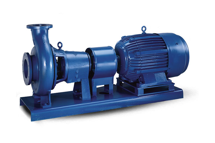 364A Single-Stage End Suction Horizontal Flexible Couled Pump