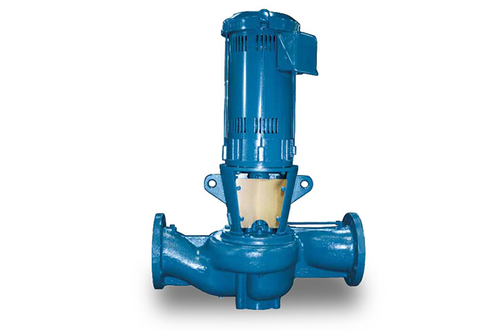 382A-SC Single-Stage Vertical Inline Split Coupled Centrifugal Pump