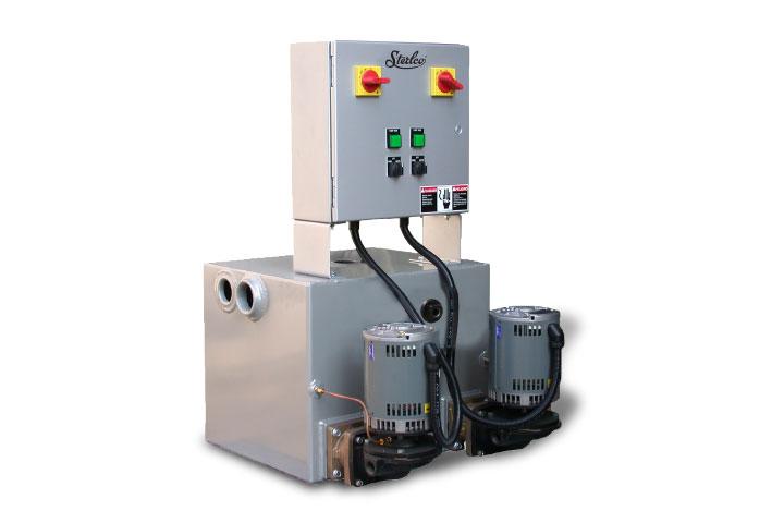 Sterling 4100 Series Condensate Pump Package