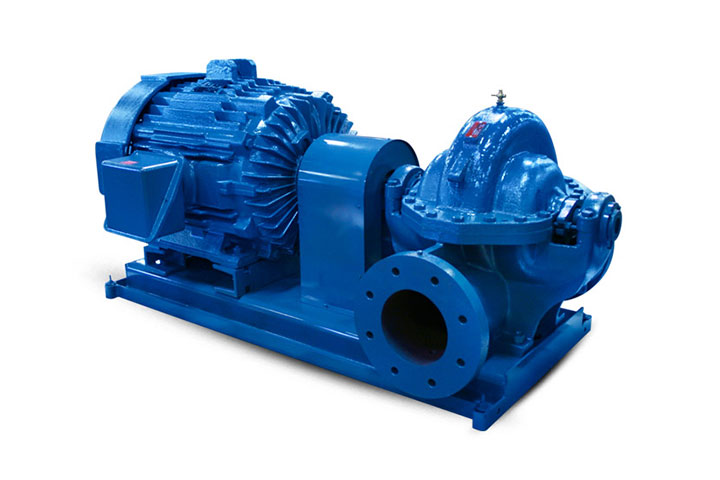 411 Single-Stage Horizontal Split-Case Pump