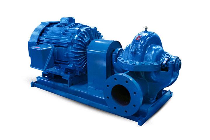 411 Single-Stage Horizontal Split-Case Pump