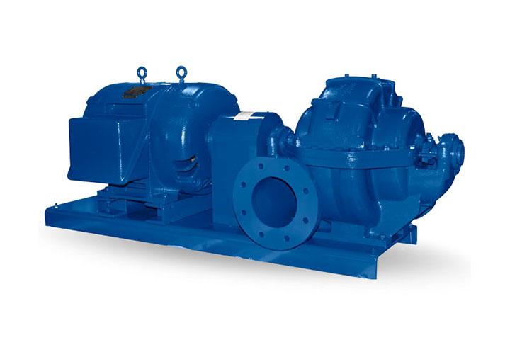 421 Two-Stage Horizontal Split-Case Pump