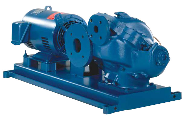 431B Two-Stage Horizontal Split-Case Pump