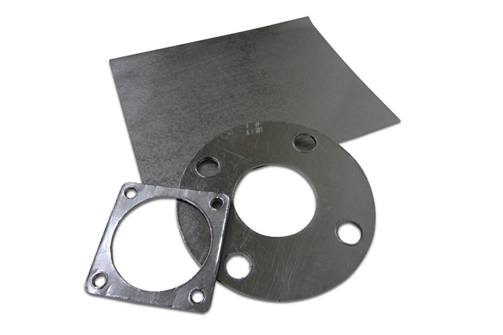 Chesterton 459 nickel foil reinforced graphite sheet gasket