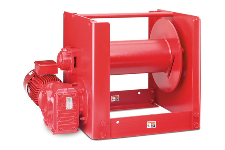 Thern 4HS Power Winch