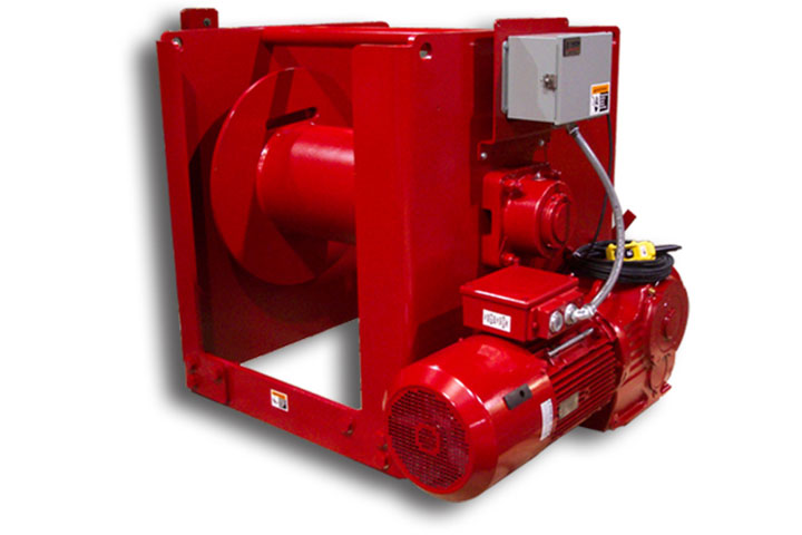 Thern 4WS-26 Power Winch
