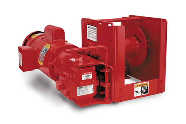 Thern 4WS Power Winch