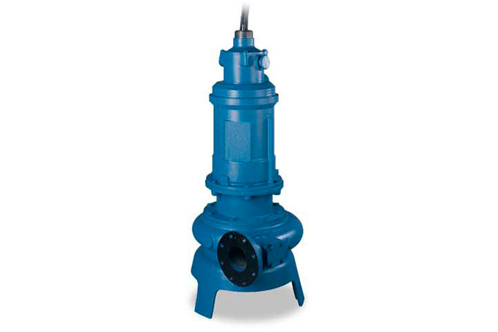 Fairbanks Nijhuis 5430 submersible solids-handling pump