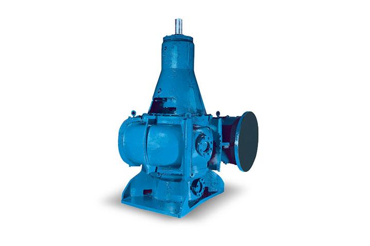 Fairbanks Nijhuis 5710 Vertical Angleflow Solids-Handling Pump