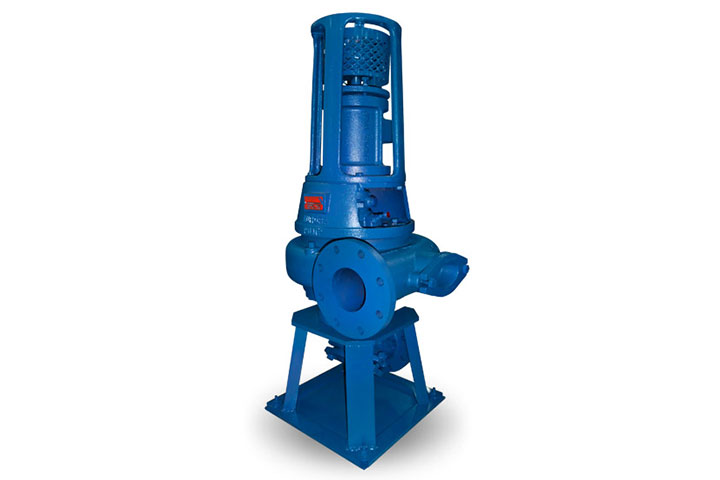 612 Vertical Single-Stage Solids-Handling Pump