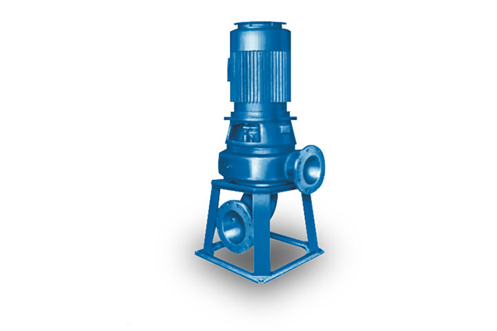614 Vertical Single-Stage Solids-Handling Pump