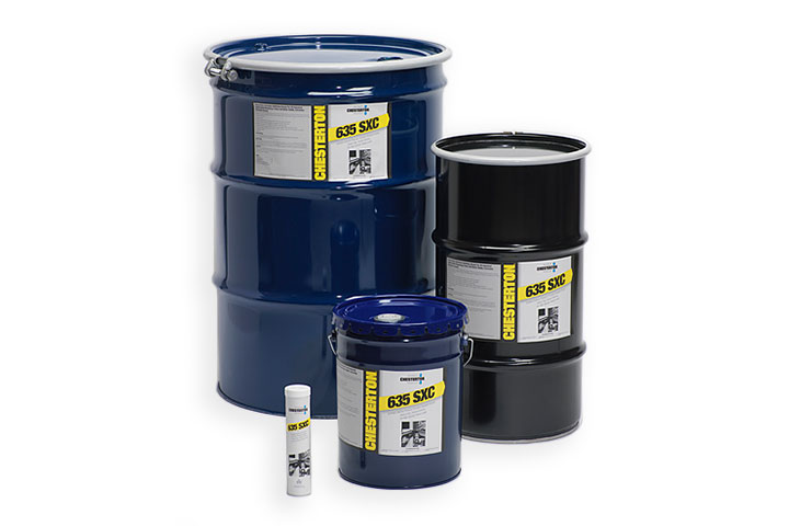 Chesterton 635 SXC High-Performance Corrosion Inhibited Grease