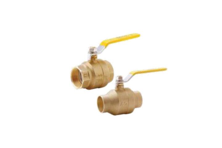 American Wheatley 759 Brass Ball Valve