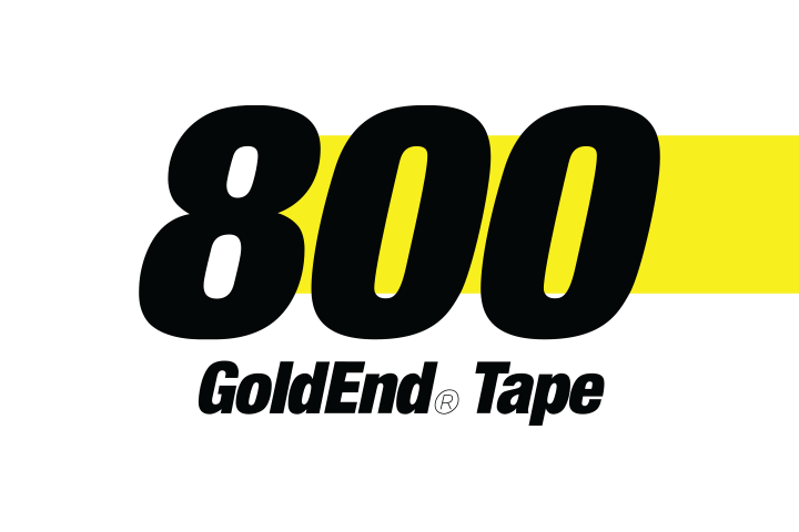 Chesterton 800 GoldEnd Thread Tape